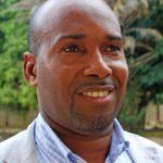 Hostwriter member Mamadou Lamine
