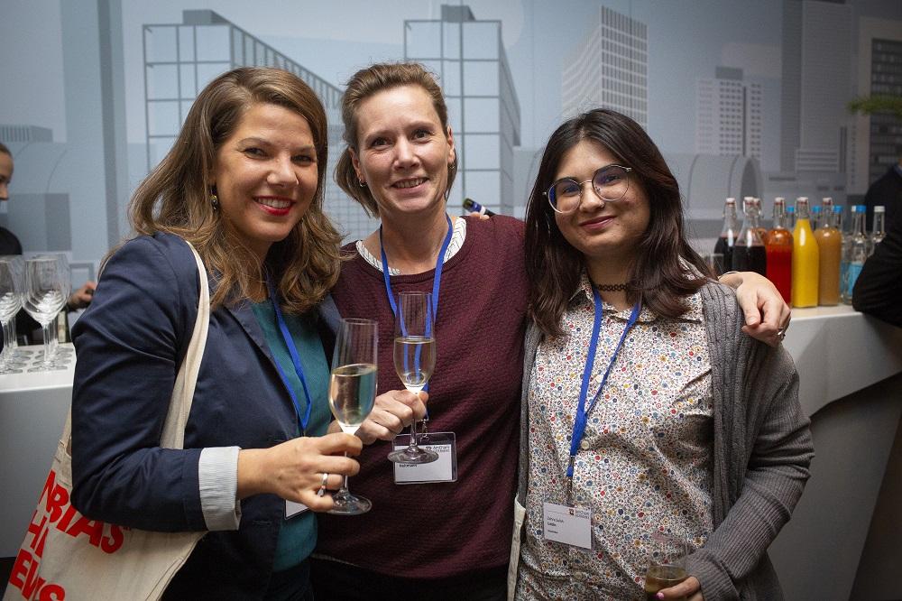 Tabea Grzeszyk, Katja Heitmann and Zahra Salah Uddin